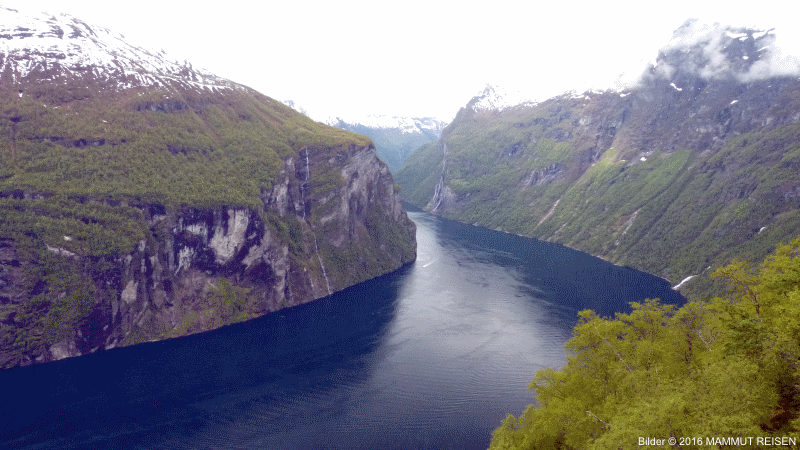 Norwegische Fjorde mit der Cunard QM 2, ab € 1340 p.P.
