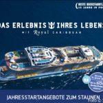 Jahresstartangebote Royal Caribbean Cruise Line