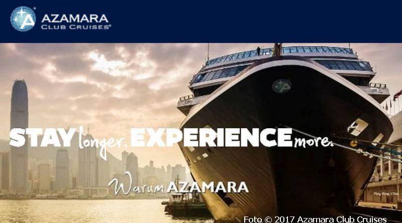 Kreuzfahrten für Entdecker mit Azamara, inkl. 0 Euro Flügen!