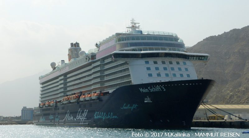 Asien-Kreuzfahrt mit Vietnam und Hong Kong, im März 2019.