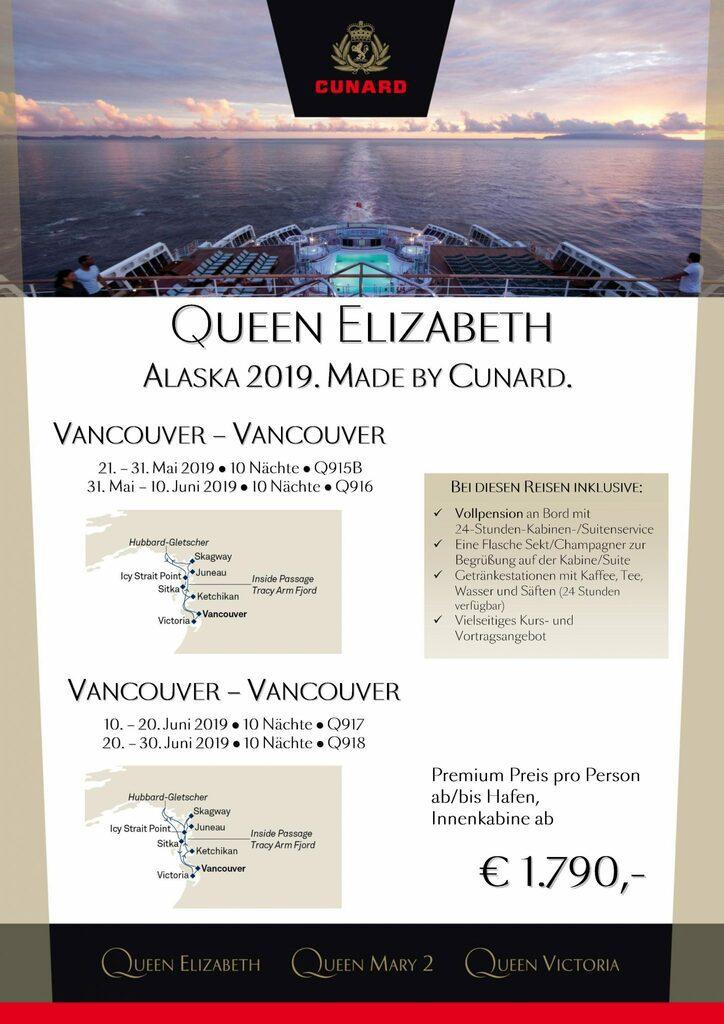 Cunard Alaska 1