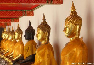 Malaysia, Thailand, Singapur und Kambodscha