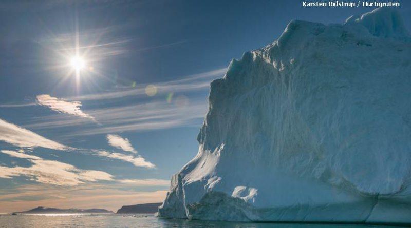 Hurtigruten Groenland