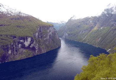 Von Hamburg nach Norwegen im Sommer 2018