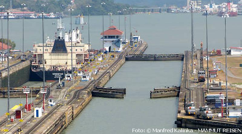 18 Tage / 17 Nächte Panamakanal Kreuzfahrt