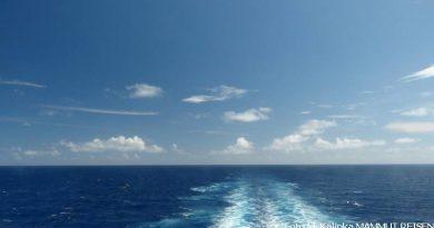 Transatlantik Kreuzfahrt mit der RCI Allure ots im Frühjahr 2020