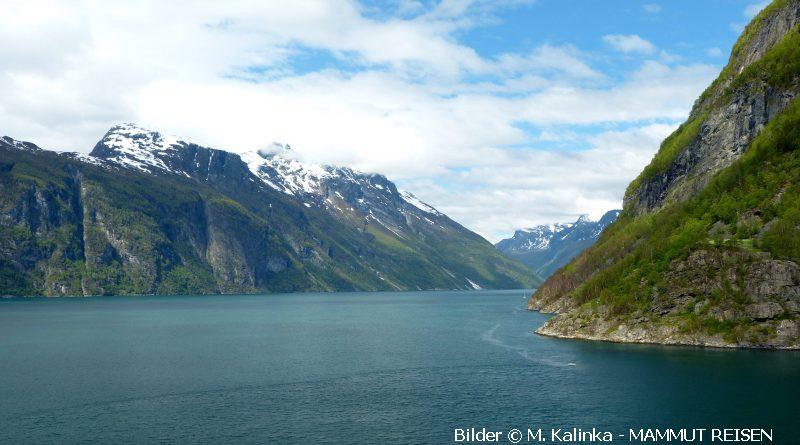12 Tage Reise Trllfjord