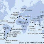 MSC World Cruise 2020, Verkaufsstart