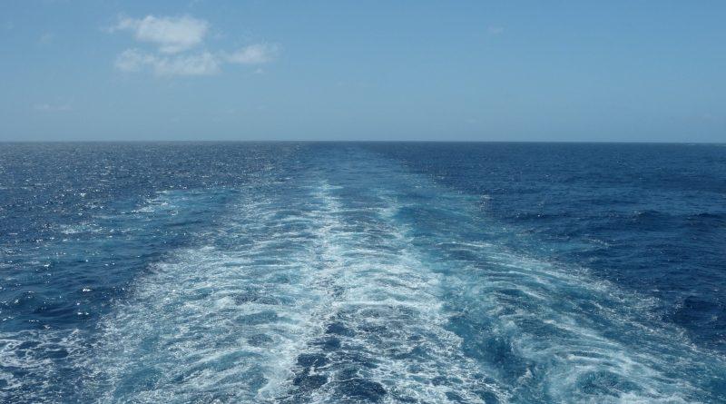 Im November 2018 mit MSC über den Atlantik