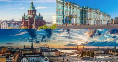 Nordeuropa entdecken – ganz bequem ab Warnemünde