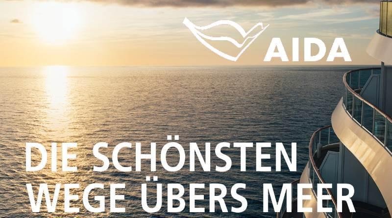 AIDA Transreisen im Frühjahr 2019
