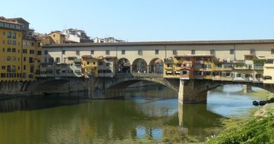 Bruecke Florenz 2011