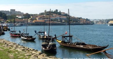 Flusskreuzfahrtschiffe sind bereits wieder erfolgreich am Start