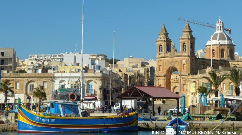 Auf Malta Jan 2019