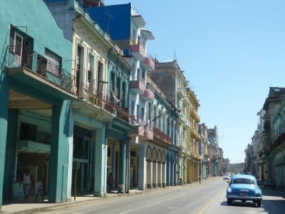 Havanna Rundfahrt