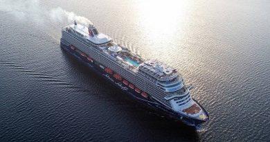 Ab August starten vier- bis siebentägige TUI Cruises Panorama-Kreuzfahrten