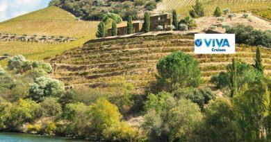 Douro mit VIVA Logo