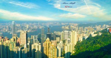 Hongkong mit TUI Cruises Logo
