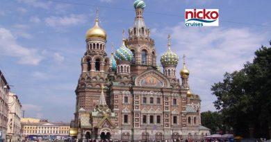 Petersburg mit Ncko Logo