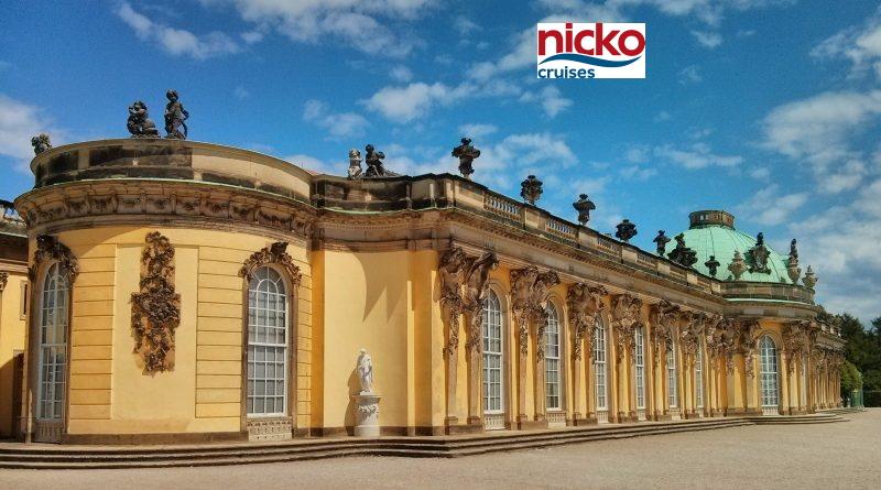 Potsdam mit nicko Logo
