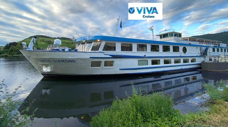 Swiss Diamond mit VIVA Logo