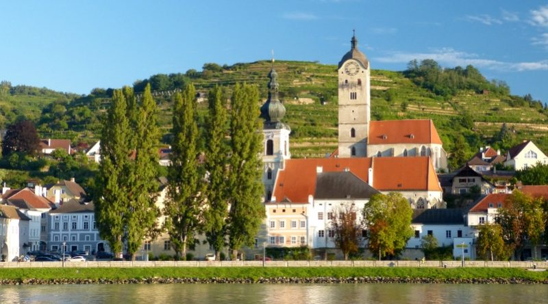 Entspannt auf der Donau unterwegs