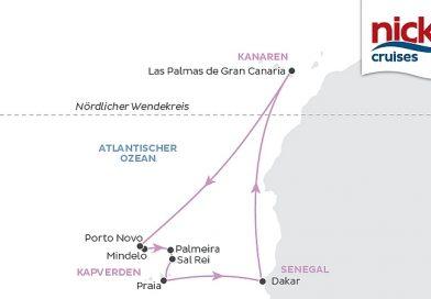 Kapverden Route